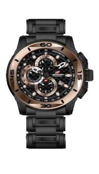Наручные мужские часы Chronoforce 5185-G (Коллекция Chronoforce Chronograph)