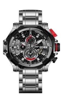 Наручные мужские часы Chronoforce 5209-A (Коллекция Chronoforce Chronograph)