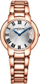 Наручные женские часы Raymond Weil 5235-P5-01659-Strap (Коллекция Raymond Weil Jasmine)