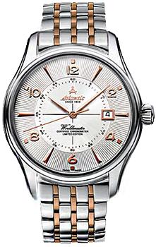 Наручные мужские часы Atlantic 52753.41.25rm