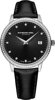 Наручные женские часы Raymond Weil 5388-Sls-20081 (Коллекция Raymond Weil Toccata)
