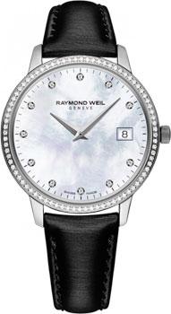 Наручные женские часы Raymond Weil 5388-Sls-97081 (Коллекция Raymond Weil Toccata)