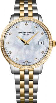 Наручные женские часы Raymond Weil 5388-Sps-97081 (Коллекция Raymond Weil Toccata)