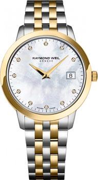 Наручные женские часы Raymond Weil 5388-Stp-97081 (Коллекция Raymond Weil Toccata)