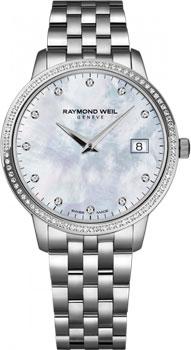 Наручные женские часы Raymond Weil 5388-Sts-97081 (Коллекция Raymond Weil Toccata)