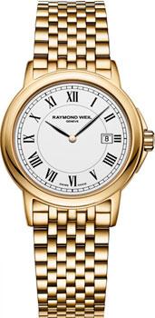 Наручные женские часы Raymond Weil 5966-P-00300 (Коллекция Raymond Weil Tradition)