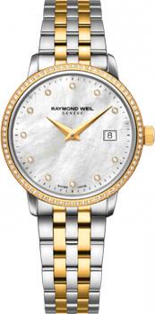 Наручные женские часы Raymond Weil 5988-Sps-97081 (Коллекция Raymond Weil Toccata)