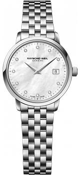 Наручные женские часы Raymond Weil 5988-St-97081 (Коллекция Raymond Weil Toccata)