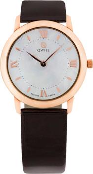 Наручные женские часы Qwill 6050.01.01.1.31a (Коллекция Qwill Classic)