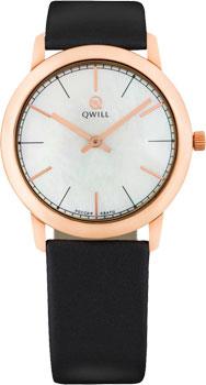 Наручные женские часы Qwill 6050.01.01.1.35a (Коллекция Qwill Classic)