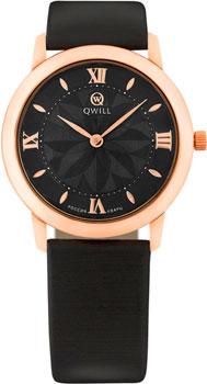 Наручные женские часы Qwill 6050.01.01.1.51c (Коллекция Qwill Classic)