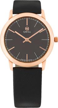 Наручные женские часы Qwill 6050.01.01.1.55a (Коллекция Qwill Classic)