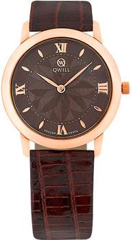 Наручные женские часы Qwill 6050.01.01.1.61a (Коллекция Qwill Classic)