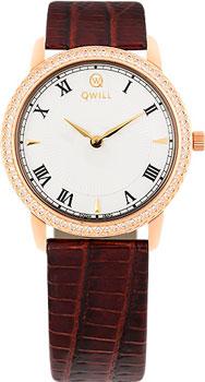 Наручные женские часы Qwill 6050.05.11.1.11a (Коллекция Qwill Classic)