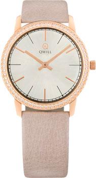 Наручные женские часы Qwill 6050.05.11.1.25a (Коллекция Qwill Classic)