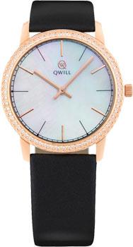 Наручные женские часы Qwill 6050.05.11.1.35a (Коллекция Qwill Classic)