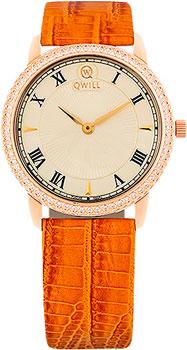 Наручные женские часы Qwill 6050.05.11.1.41c (Коллекция Qwill Classic)