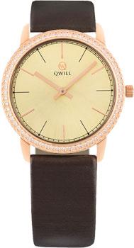 Наручные женские часы Qwill 6050.05.11.1.45a (Коллекция Qwill Classic)