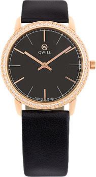 Наручные женские часы Qwill 6050.05.11.1.55a (Коллекция Qwill Classic)