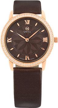 Наручные женские часы Qwill 6050.05.11.1.61a (Коллекция Qwill Classic)
