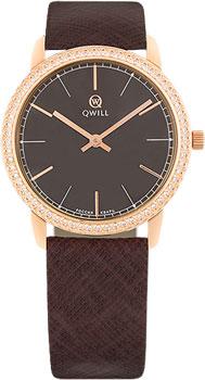 Наручные женские часы Qwill 6050.05.11.1.65a (Коллекция Qwill Classic)