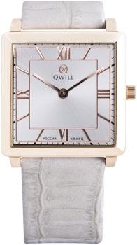 Наручные женские часы Qwill 6051.01.01.1.21a (Коллекция Qwill Classic)