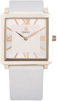 Наручные женские часы Qwill 6051.01.01.1.23a (Коллекция Qwill Classic)