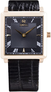 Наручные женские часы Qwill 6051.01.01.1.51a (Коллекция Qwill Classic)