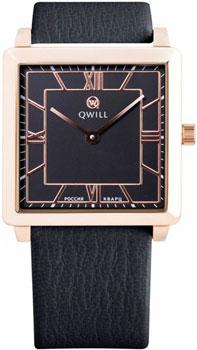 Наручные женские часы Qwill 6051.01.01.1.51c (Коллекция Qwill Classic)