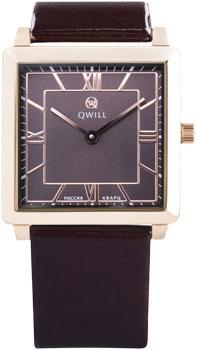 Наручные женские часы Qwill 6051.01.01.1.61a (Коллекция Qwill Classic)