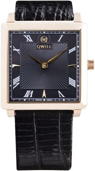 Наручные женские часы Qwill 6051.01.02.1.51a (Коллекция Qwill Classic)
