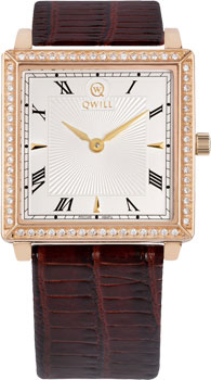 Наручные женские часы Qwill 6051.05.11.1.11a (Коллекция Qwill Classic)