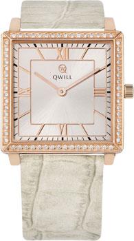 Наручные женские часы Qwill 6051.05.11.1.21a (Коллекция Qwill Classic)