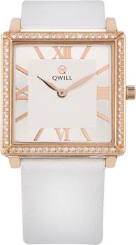 Наручные женские часы Qwill 6051.05.11.1.23a (Коллекция Qwill Classic)