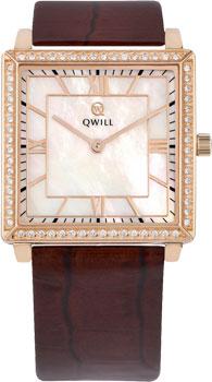 Наручные женские часы Qwill 6051.05.11.1.31a (Коллекция Qwill Classic)