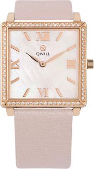 Наручные женские часы Qwill 6051.05.11.1.33a (Коллекция Qwill Classic)
