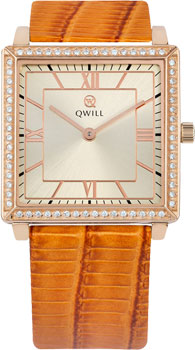 Наручные женские часы Qwill 6051.05.11.1.41a (Коллекция Qwill Classic)