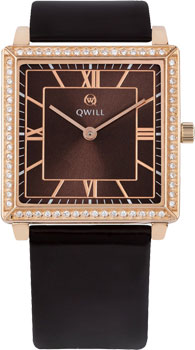 Наручные женские часы Qwill 6051.05.11.1.61a (Коллекция Qwill Classic)