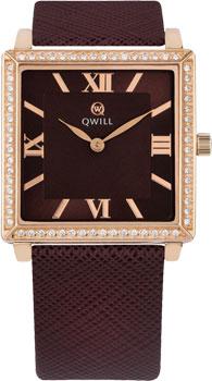 Наручные женские часы Qwill 6051.05.11.1.63a (Коллекция Qwill Classic)