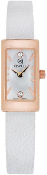 Наручные женские часы Qwill 6052.00.00.1.26a (Коллекция Qwill Classic)