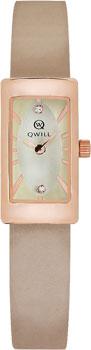 Наручные женские часы Qwill 6052.00.00.1.46a (Коллекция Qwill Classic)