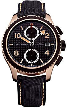 Наручные мужские часы Aerowatch 61929-Rn02