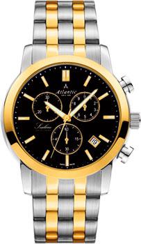 Наручные мужские часы Atlantic 62455.43.61g