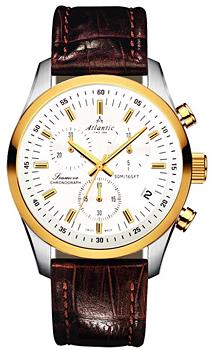 Наручные мужские часы Atlantic 65451.43.21