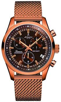 Наручные мужские часы Atlantic 65456.44.81