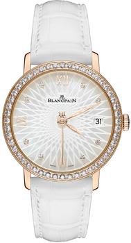 Наручные женские часы Blancpain 6604-2944-55a