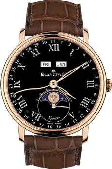 Наручные мужские часы Blancpain 6639-3637-55b