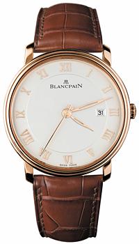 Наручные мужские часы Blancpain 6651-3642-55b