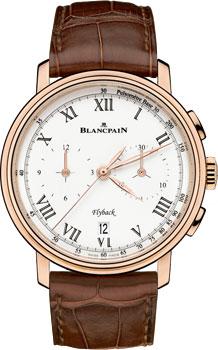 Наручные мужские часы Blancpain 6680f-3631-55b