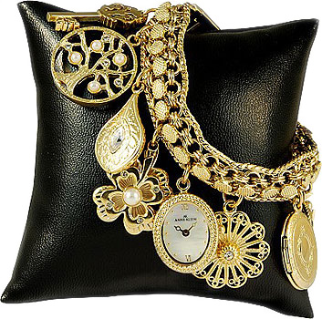 Наручные женские часы Anne Klein 8096chrm